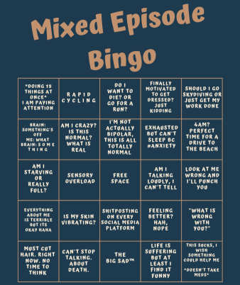 brown-and-blue-bingo-card
